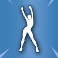 Dances & Emotes from Battle Royale Game