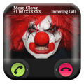 Spooky Clown Fake Call And SMS Game