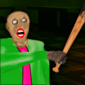 Real Horror Branny Scary Baldi Grandpa House Fear Game