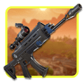 Battle Royale Weapons - All Statistics Game