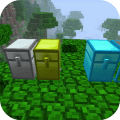 Chests Iron Mod for MCPE Game
