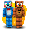Animatronic Skins Game