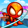 Super Spider Hero: City Adventure Game