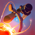 Stick Combats: Multiplayer Stickman Battle Shooter Game