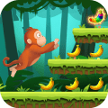 Jungle Monkey Run Game