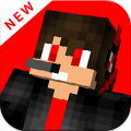 Youtubers Skins for Minecraft 2018 Game