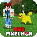 Mod Pixelmon for Minecraft PE Game