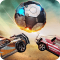 Rocket Car Ball Game
