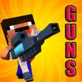 QQ - Guns mod for minecraft pe Game