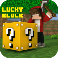 Lucky Block Mod for MCPE Game
