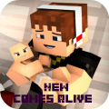 New Comes Alive Mod for MCPE Game