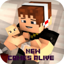 New Comes Alive Mod for MCPE