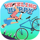 happy ride wheels game