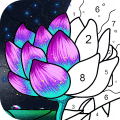 Paint By Number - Free Coloring Book & Puzzle Game Game
