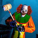 Scary Clown Horror House Escape