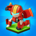 Merge Robots - Idle Tycoon Games 2019 Game