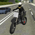 Police Bike City Simulator Game