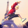 Smashing Rush : Parkour Action Run Game Game