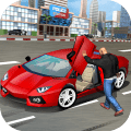 Gangster Driving: City Car Simulator Game Game