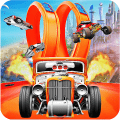 Race Off: super hot draw race stunt racing in car Game