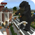 Big Godzilla Mod for MCPE Game
