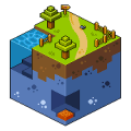 Build Craft Exploration Game