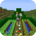 Pam Harvest mod for MCPE Game