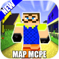 Map Of Hi Neighbor For MCPE Guides Game