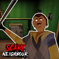 Neighbor Granny Rich 2 : Scary Escape Horror Mod Game