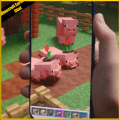Chatcraft Earth : A Minecraft talk Game