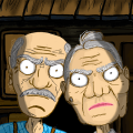 Grandpa And Granny House Escape Game