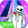 Piano Tiles: Marshmello Music Dance Game