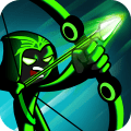 Super Bow: Stickman Legends - Archero Fight Game