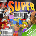 Super City (Superhero Sim) Game