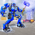 Force Strike Hammer Robot War Game