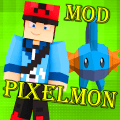 Mod Pixelmon for Minecraft Game