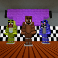 Maps Freddy for MCPE Game