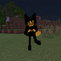 Mod Bendy for MCPE Game