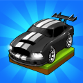 Merge Battle Car: Best Idle Clicker Tycoon game Game