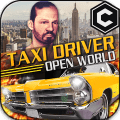 Crazy Open World Driver - Taxi Simulator New Game Game