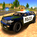 Crime City Police Car Driver Game
