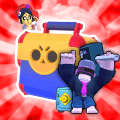 Box Simulator for Brawl Stars Game