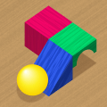 Woody Bricks and Ball Puzzles - Block Puzzle Game Game