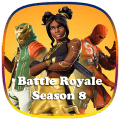 Battle Royale Season 8 HD Wallpapers Game