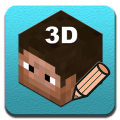 Skin Maker 3D for Minecraft Game