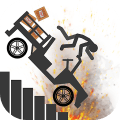 Stickman Turbo Destruction Game