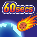 Meteor 60 seconds! Game