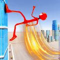 Flash Stickman Rope Hero – Speed Hero Crime City Game