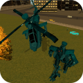 Robot Helicopter Game
