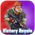 Victory Royale - PvP Battle Royale! Game